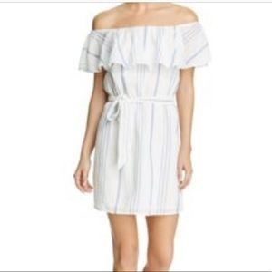Joie summer off the shoulder dress